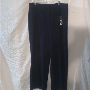 NWT Lane Bryant Size 18 Wide Leg Trouser